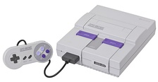 The Super NES (1990) brought digitized sound to console games.