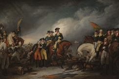 December 26: Capture of the Hessians at Trenton