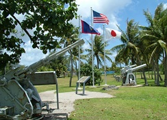 The War in the Pacific National Historical Park at Asan