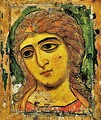 Angel with Golden Hair (12th century)