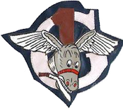 Emblem of the USAAF 1st Air Commando Group