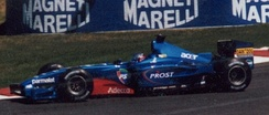 During the season, Jean Alesi quit his Prost drive and later joined the Jordan team.