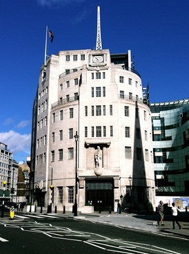 BBC Radio 3's studios are located in Broadcasting House, London.