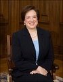 Associate Justice of the Supreme Court of the United States Elena Kagan (JD, Harvard Law School, 1986)