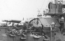 Japanese battleship Fuji Forward 12 inch guns.jpg