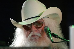 Leon Russell, inducted in 2011.