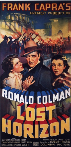 Three-sheet theatrical poster