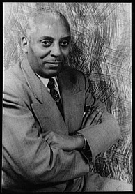 Alpha Phi Alpha member and Harlem Renaissance singer, bandleader, playwright and composer, Noble Sissle