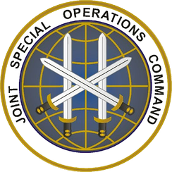 The Joint Special Operations Command insignia