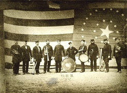 Union Brass Band in 1873