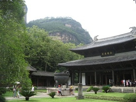 Taoist architecture in China