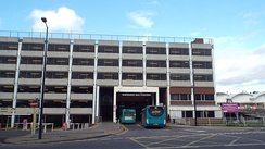 Maidstone Chequers bus station