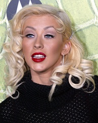 "American singer Christina Aguilera is known as ""The Voice of a Generation""."