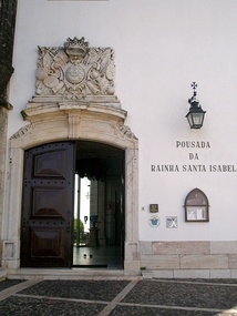 Pousada da Rainha Santa Isabel, Estremoz, installed in a medieval royal palace