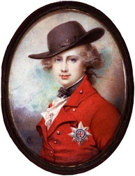 Portrait miniature by Richard Cosway, c. 1780–82