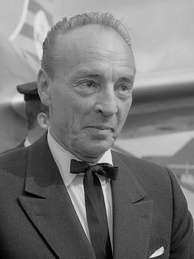 "George Balanchine, the ""father of American ballet"",[5] founder of the New York City Ballet"