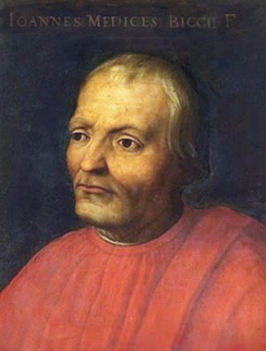 Giovanni di Bicci de' Medici, founder of the Medici bank