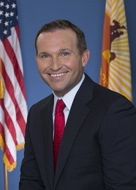 Lenny Curry, the current Mayor of Jacksonville
