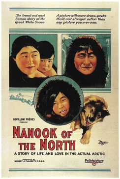 Nanook of the North poster.