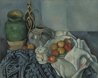 Paul Cézanne, Still Life with Apples, 1893