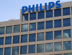 Sede de Philips España en Madrid.