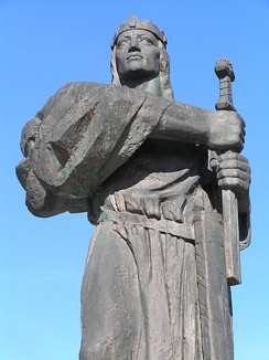 Pribina, ruler of Principality of Nitra,[31] established and ruled the Balaton Principality from 839/840 to 861.[32]