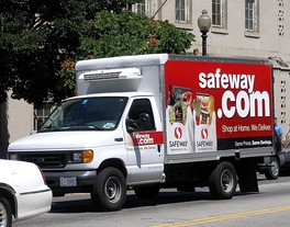 Although Webvan failed in its goal of disintermediating the North American supermarket industry, several supermarket chains (like Safeway Inc.) have launched their own delivery services to target the niche market to which Webvan catered.