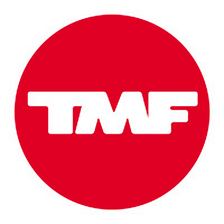 Logo of the Flemish TMF channel
