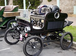 1902 Toledo Steam car
