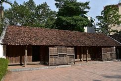 Traditional Hanoi dwelling, Museum of Ethnology, Hanoi