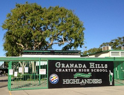 In 2003, Granada Hills Charter High School in Los Angeles became the largest charter school in the United States[34]