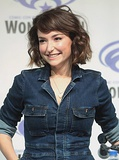 Milana VayntrubUzbekistan-born American actress and comedian known for her roles in AT&T television commercials [Lily Adams (2013–2016, 2020)], Other Space (2015), This Is Us (2016–2017), and voicing Doreen Green / Squirrel Girl in the Marvel Rising franchise (BA, Communication)