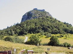 Montségur, where the Cathar elite made their last stand