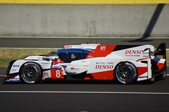 #8 Toyota TS050 Hybrid - 2017 24 Hours of Le Mans