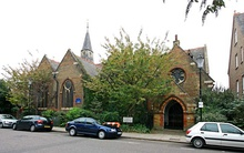 St Clement, Treadgold Street, Notting Dale London W11 - geograph.org.uk - 1548263.jpg