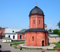 St. Peter's Cathedral, Vysokopetrovsky Monastery, ca. 1508