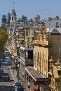 Fremantle is known for its well-preserved architectural heritage.