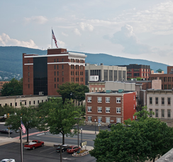 Downtown Williamsport