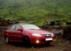 Chevrolet Optra Magnum (India)