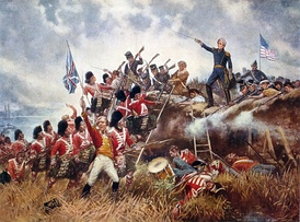 The Battle of New Orleans (1815)