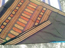 Bomkai Silk Saree of Odisha