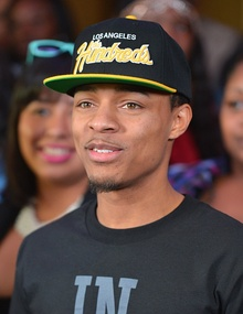 Bow Wow during taping of 106 & park.jpg