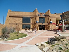 The Buell Children's Museum in Pueblo, Colorado was ranked #2 children's art museum in the United States by Child Magazine.[92]