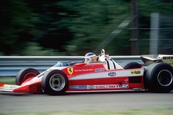 Ferrari placed second in the 1978 International Cup for F1 Constructors.[1]