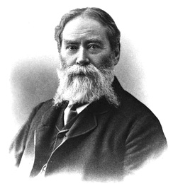 James Russell Lowell in his later years
