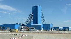 Oyu Tolgoi employs 18,000 workers and expects to be producing 450,000 tonnes of copper a year by 2020[113]
