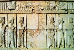 Persepolis, Achaemenid Empire, 6th century BCE