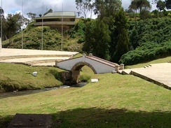 The Boyaca Bridge