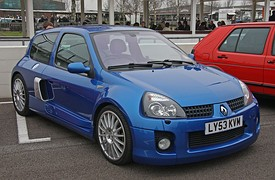 Renault Clio 2 Fase 2 V6
