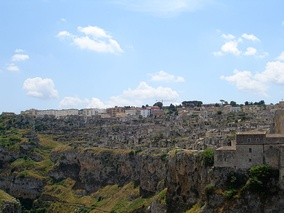 View from the Canyon (Gravina)